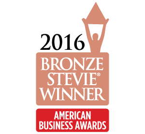 2016 Bronze Stevie Award - Woman of the Year (Firms With 100 or More Employees)